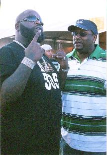 Rick Ross and Big Fu