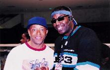 Russell Simmons and Black
